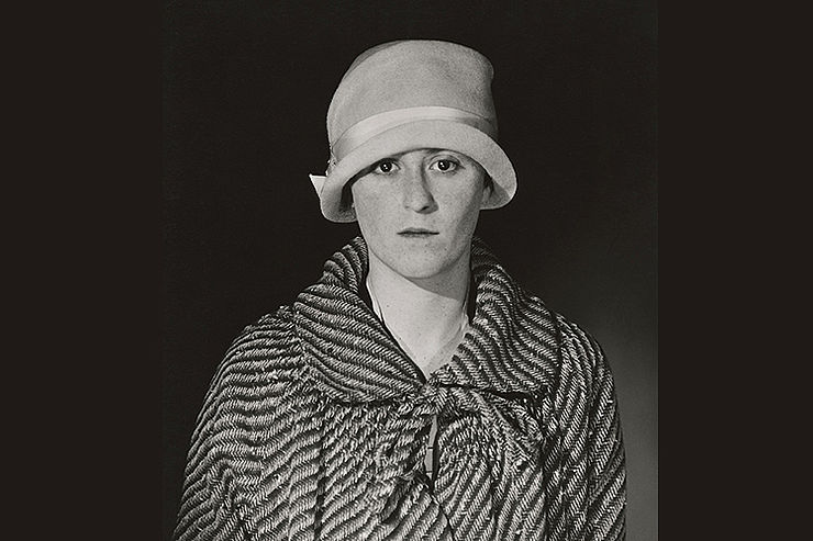 »Sophie Victor«, 1927, © Getty Images/Berenice Abbott, 2020; courtesy: International Center of Photography