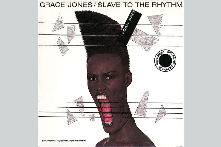 Grace Jones: »Slave to the Rhythm«