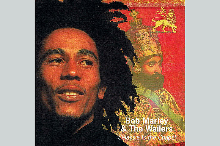 Bob Marley: »Selassie Is the Chapel«