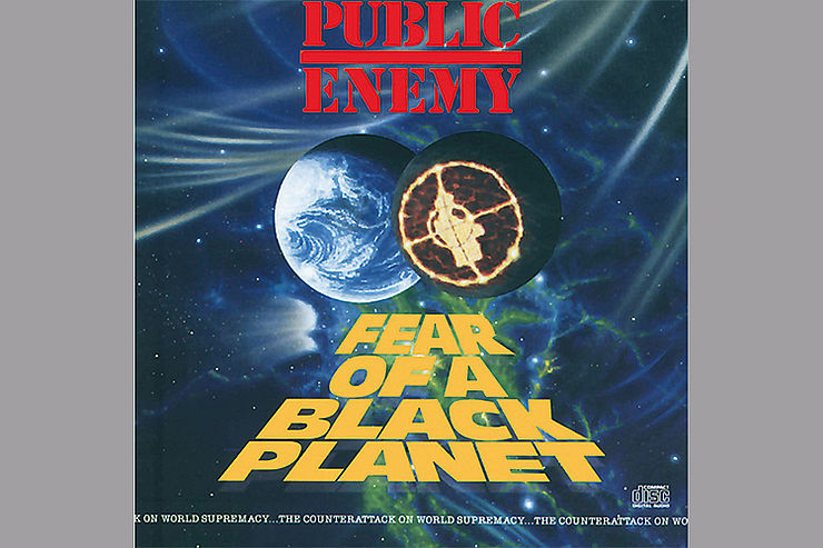 Public Enemy: »Fear of a black planet«