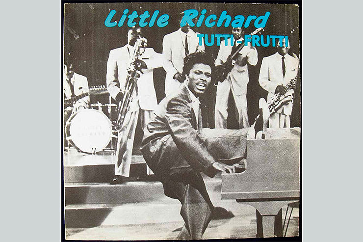 Little Richard: »Tutti Frutti«