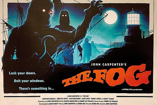 Untote Piraten: Filmplakat zu »The Fog«