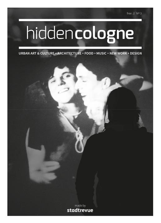 Hidden Cologne – English Language City Guide
