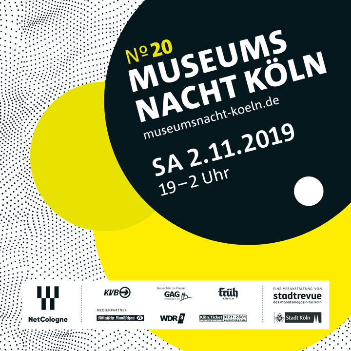Museumsnacht – Der Pocket-Guide