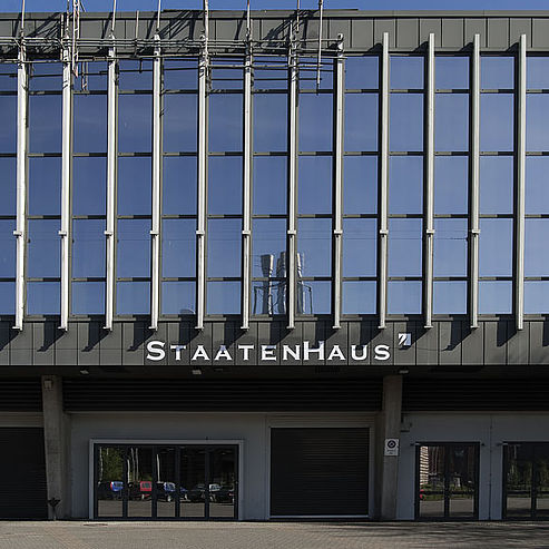 Staatenhaus in Deutz