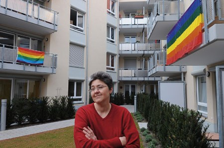 Queer wohnen in Ehrenfeld:  Gabriele Wedde und Eckhardt Moritz